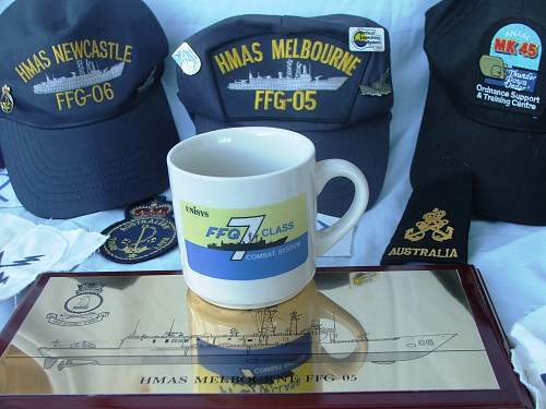 Coffee Mugs with a military theme