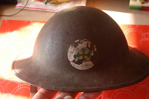 some militar stuff i have found i need help with the sword