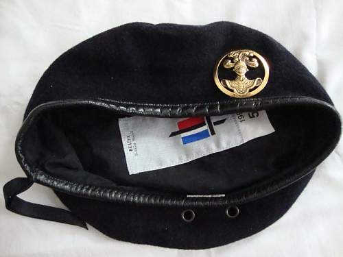 My French Beret Collection