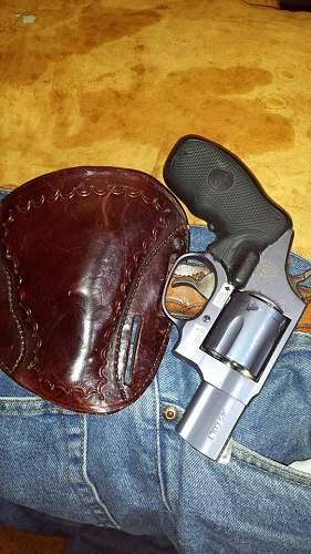 Click image for larger version.  Name:45 C w holster.jpg Views:1900 Size:133.2 KB ID:613045