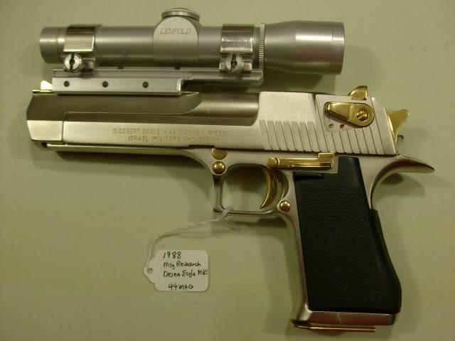 Bought A Desert Eagle 44 Magnum