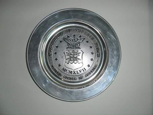 USAF Plate