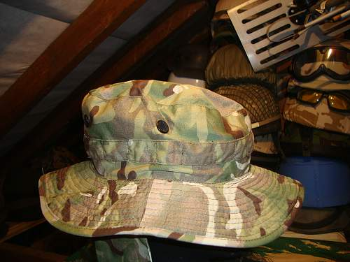 """My small """"Boonie"""" collection"""