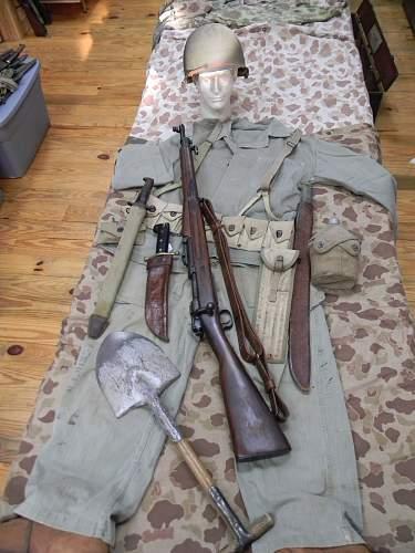 USMC collection