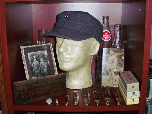 Collection Of Militaria........