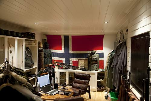 My New War Room!!