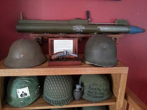 My little war room