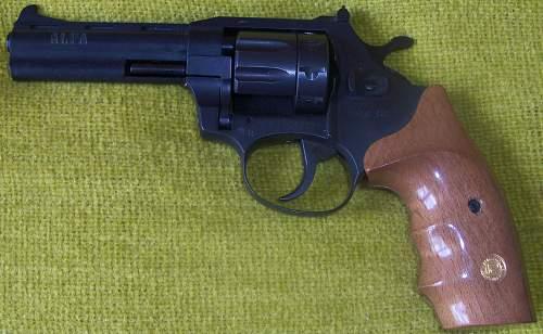 My  flobert pistols