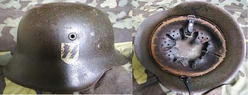 Click image for larger version.  Name:ss m42 helmet montage s.jpg Views:28 Size:245.1 KB ID:680023