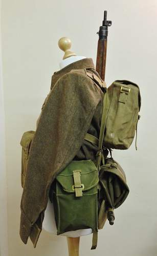 British and American Infantry  Uniform Collection
