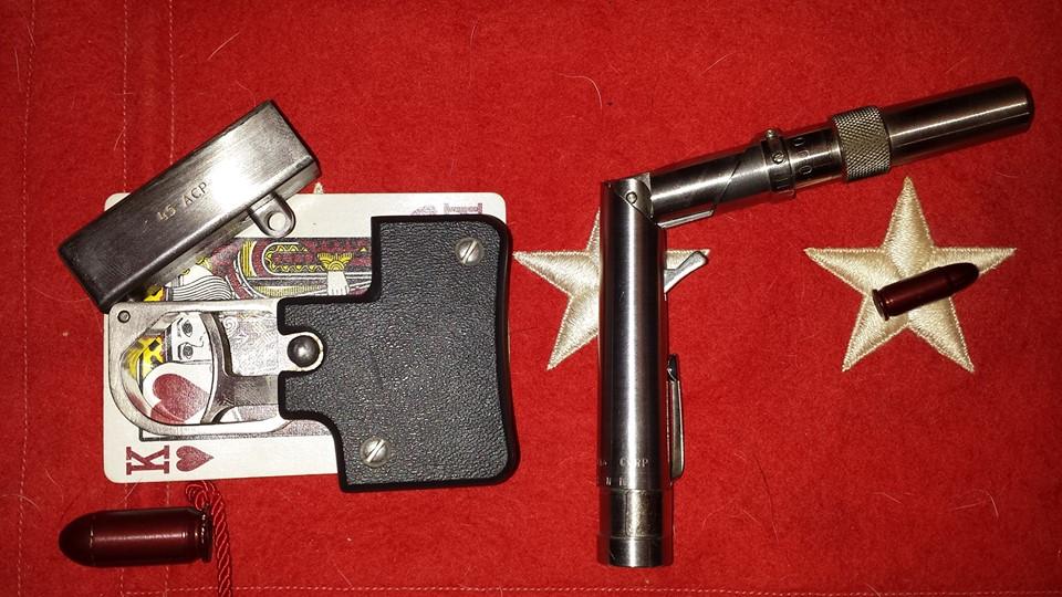 how to make a pen gun 22