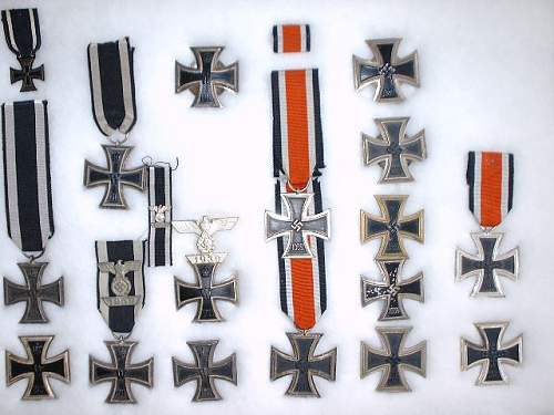My Iron Crosses