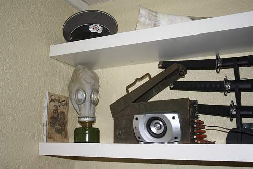 My small collection (WW2 and DDR)