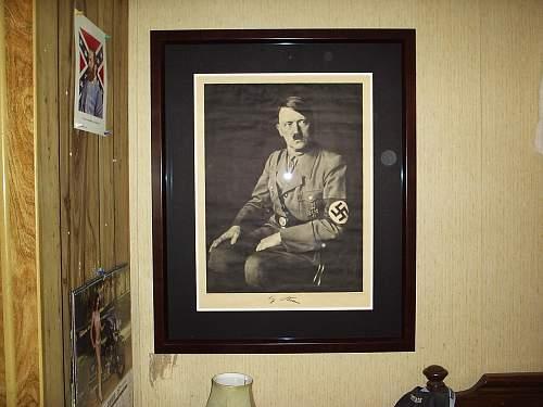 Click image for larger version.  Name:Hitler Framed.jpg Views:70 Size:240.6 KB ID:70679
