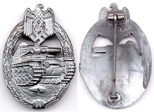Click image for larger version.  Name:Tank badge silver dished.jpg Views:6 Size:138.8 KB ID:708478