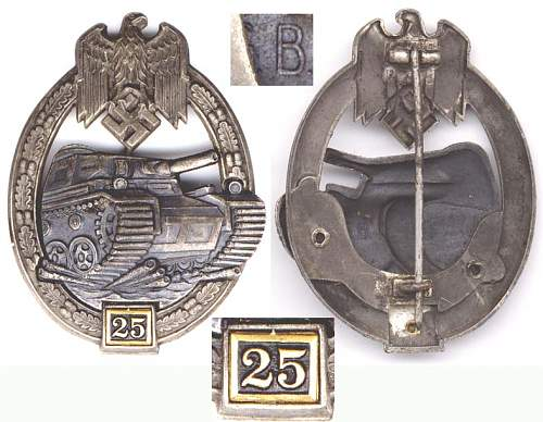 Click image for larger version.  Name:Tank badge 25 G.B.jpg Views:15 Size:102.9 KB ID:708479