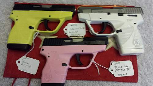 Click image for larger version.  Name:Taurus PT738 colors.jpg Views:165 Size:60.0 KB ID:710212