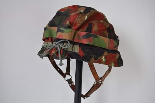 helmet displays an update