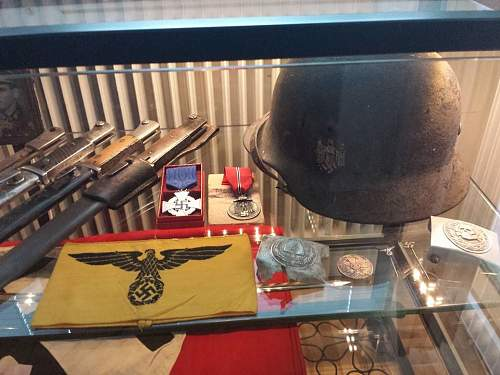 My updated WW1/WW2 collection :)