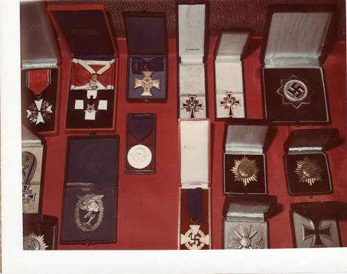 Misc medals - 2
