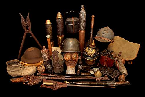 WW1 Collection