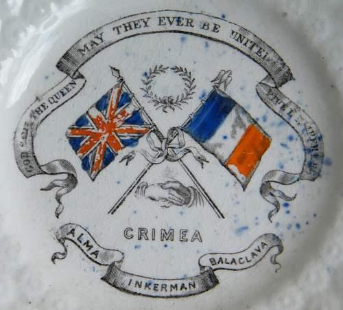 Crimean war commemorative