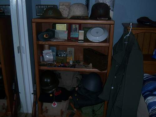My Uncles collections+some of mine