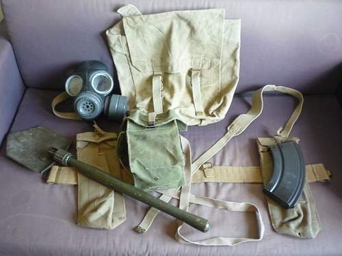 Some TR equipment
