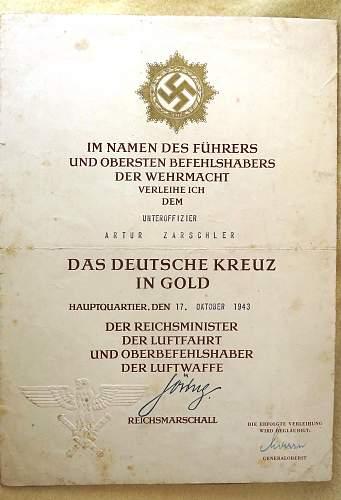 Honour Goblet group