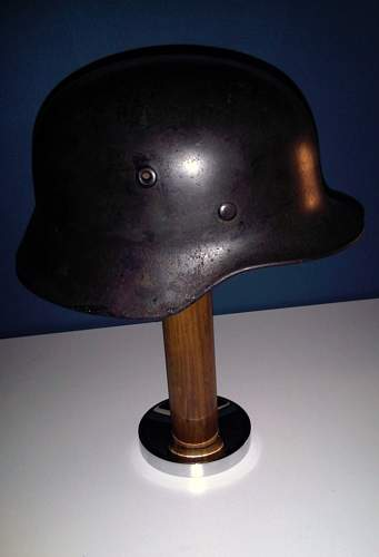Helmet Stand Project