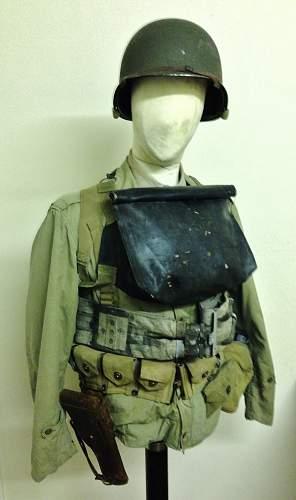 WW2 American Infantry Uniform and Equipment Update