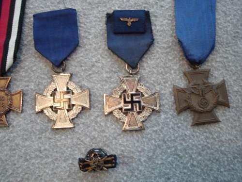 badges etc.