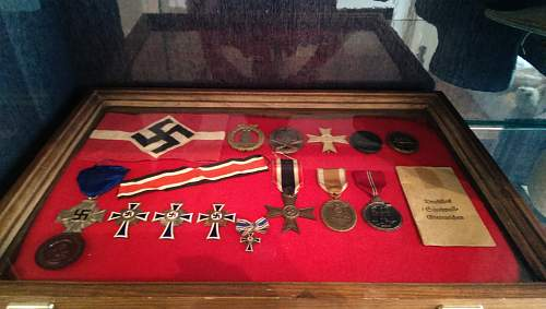 Updated Third Reich display.