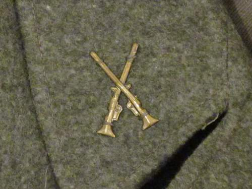 Mint 1944 Dated Swedish Tunic