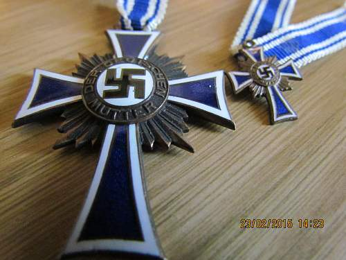 Click image for larger version.  Name:Bronze Mother Crosses.jpg Views:32 Size:322.1 KB ID:807892