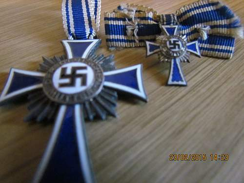 Mutter kreuz's Collection