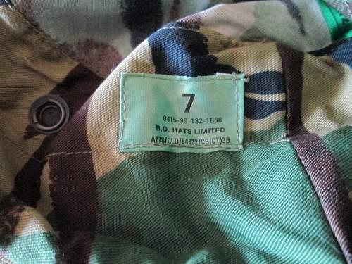 Click image for larger version.  Name:70s bush hat label.jpg Views:62 Size:103.6 KB ID:810049