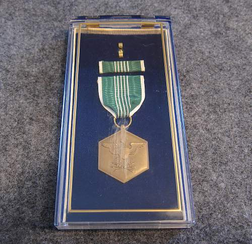 US Army Colonel's medals