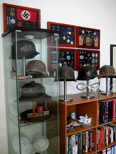 share your display ideas and items!