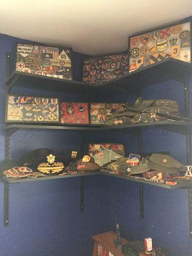 My American and German Collection