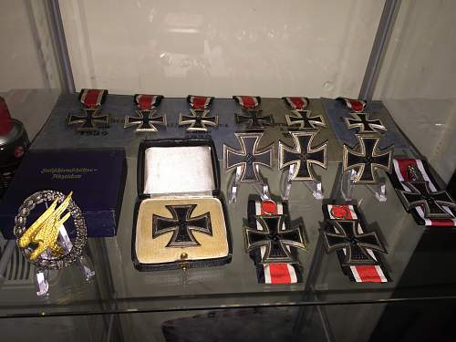 My small collection of awards