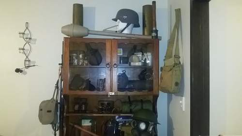 Small ww2 collection
