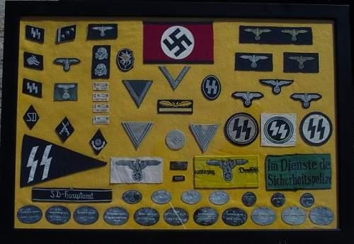 My SS Wall