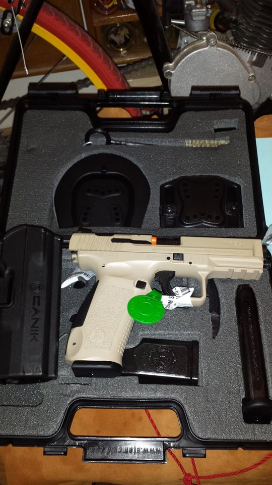 The Canik - The Firing Line Forums