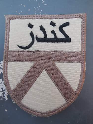 Belgium army in afghanisatn