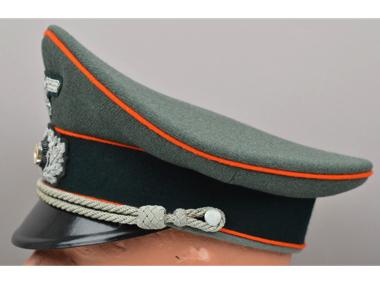 Third reich headgear collection