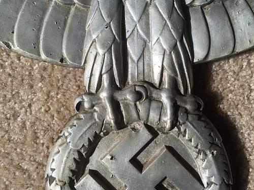 Railway eagle