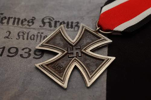 Third Reich insignia collection