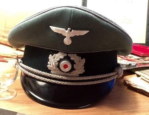 Click image for larger version.  Name:Schirmmütze für Offiziere der Propagandakompanie.jpg Views:19 Size:47.5 KB ID:890490