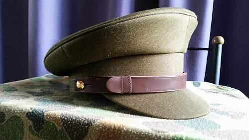 Some Modern Australian Army Hats